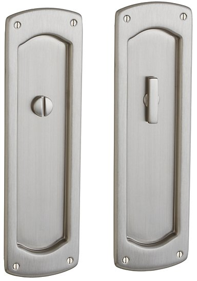 Baldwin Pd007s Transitional Pocket Door Passage Privacy