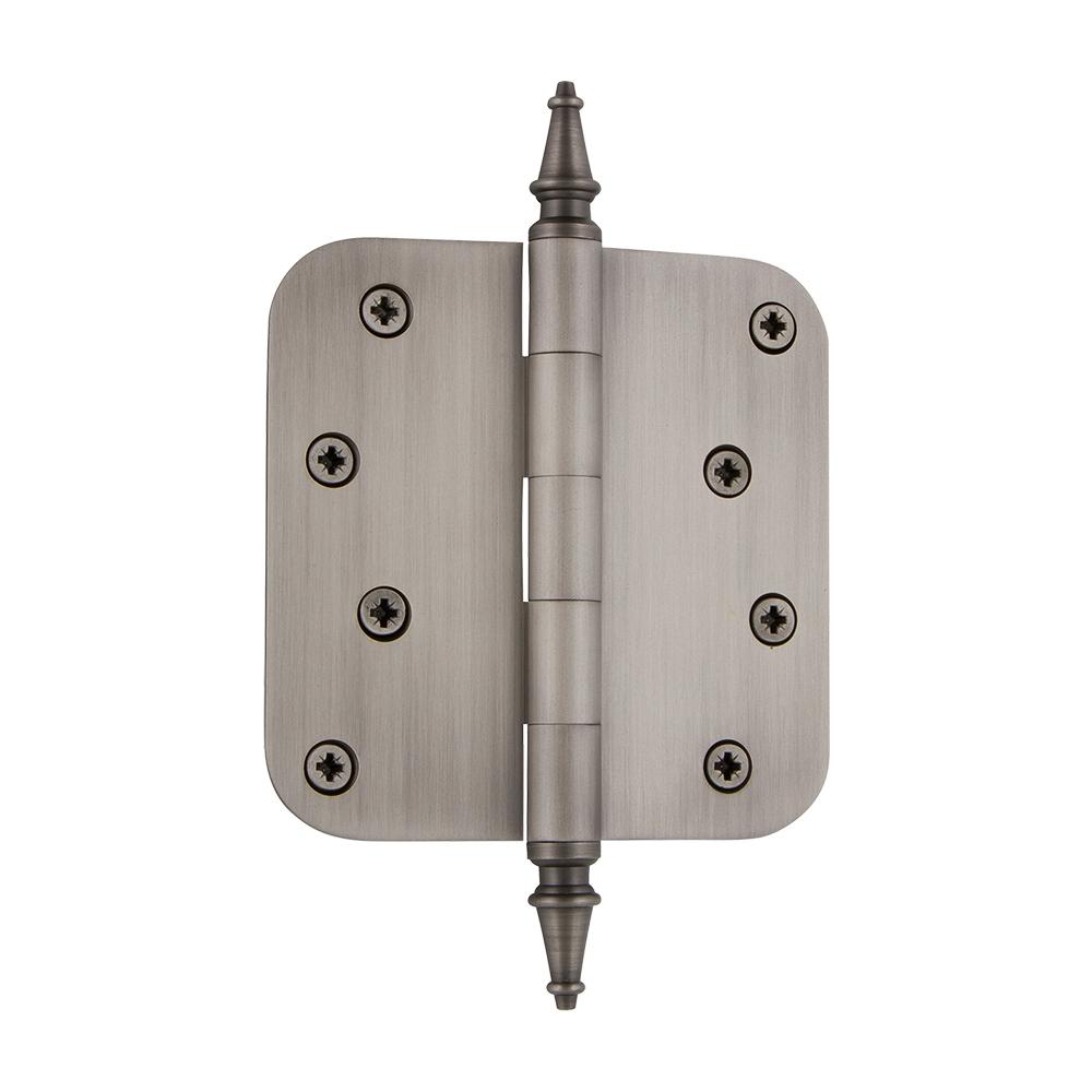 813025 Grandeur Hardware 4 Quot Steeple Tip Residential Hinge