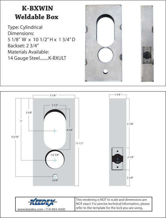 kaba simplex 1000 installation instructions