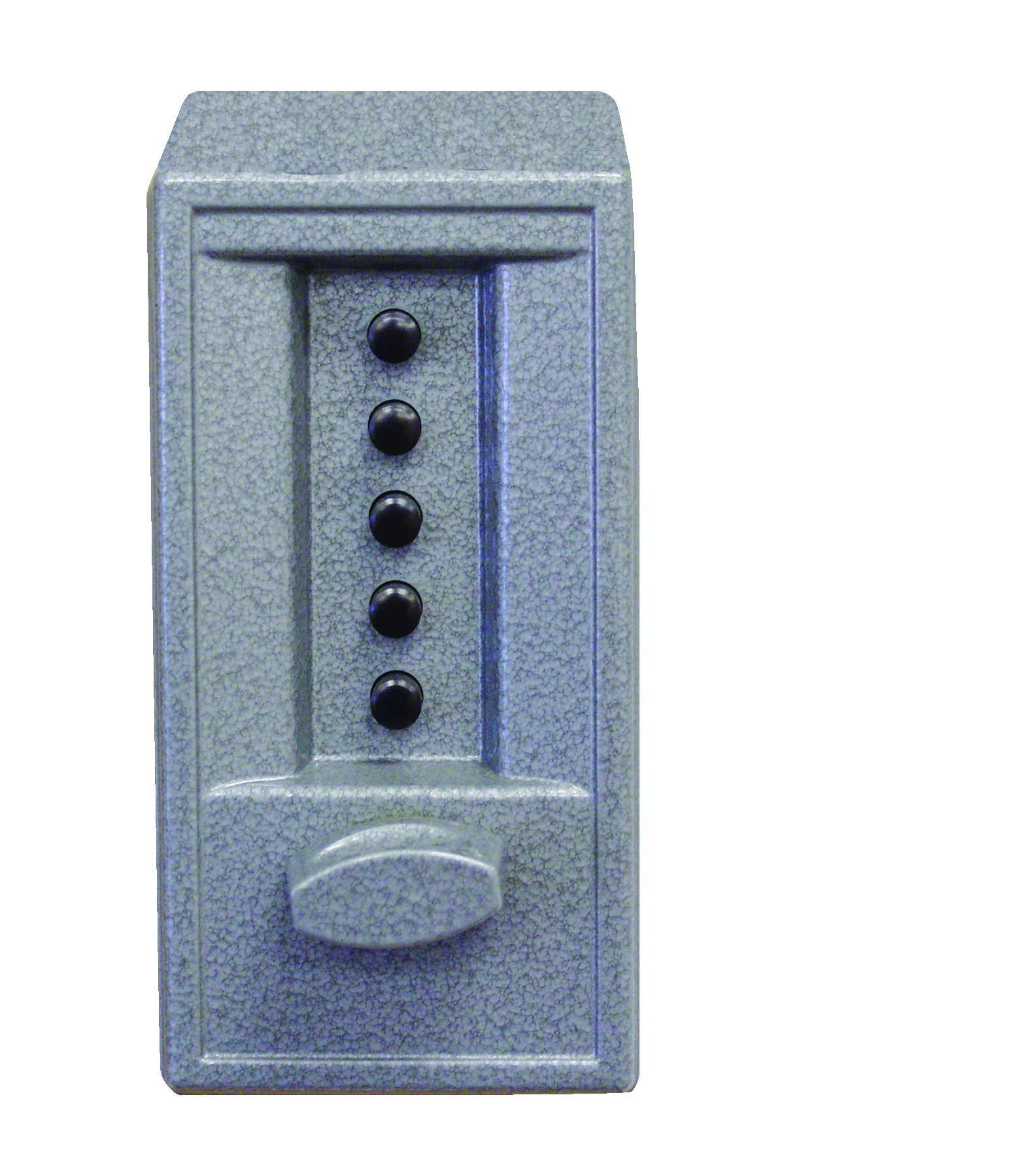 Simplex 6202 Cylindrical Lock With Exterior Thumbturn And